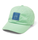 Costa Del Mar Longboat Patch Hat, Mint