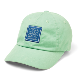 Costa Del Mar Longboat Patch Hat, Mint