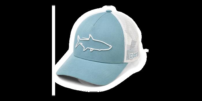 Costa Del Mar Stealth Tarpon Hat, Sky