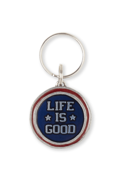 LIG Star Coin, Keeper Keyring
