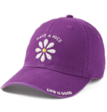 Life is Good Have A Nice Daisy, Kids Chill Cap
