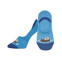 Socksmith W's Like No Otter, Blue