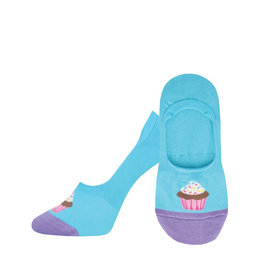 Socksmith W's You Bake Me Crazy, Sky Blue