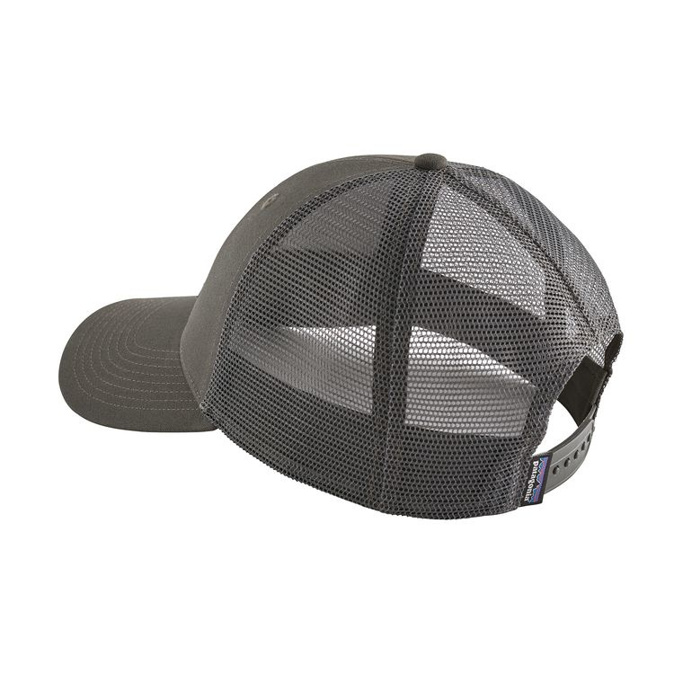 Patagonia Fitz Roy Scope LoPro Trucker Hat, Forge Grey