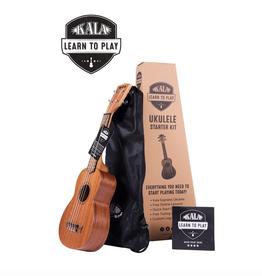 Kala Brand Ukulele Starter Kit