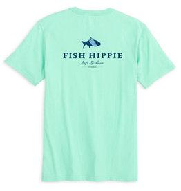 Fish Hippie Original Tarpon S/S T-Shirt, Seagrass