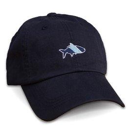 Fish Hippie FH Logo Sport Cap, Navy