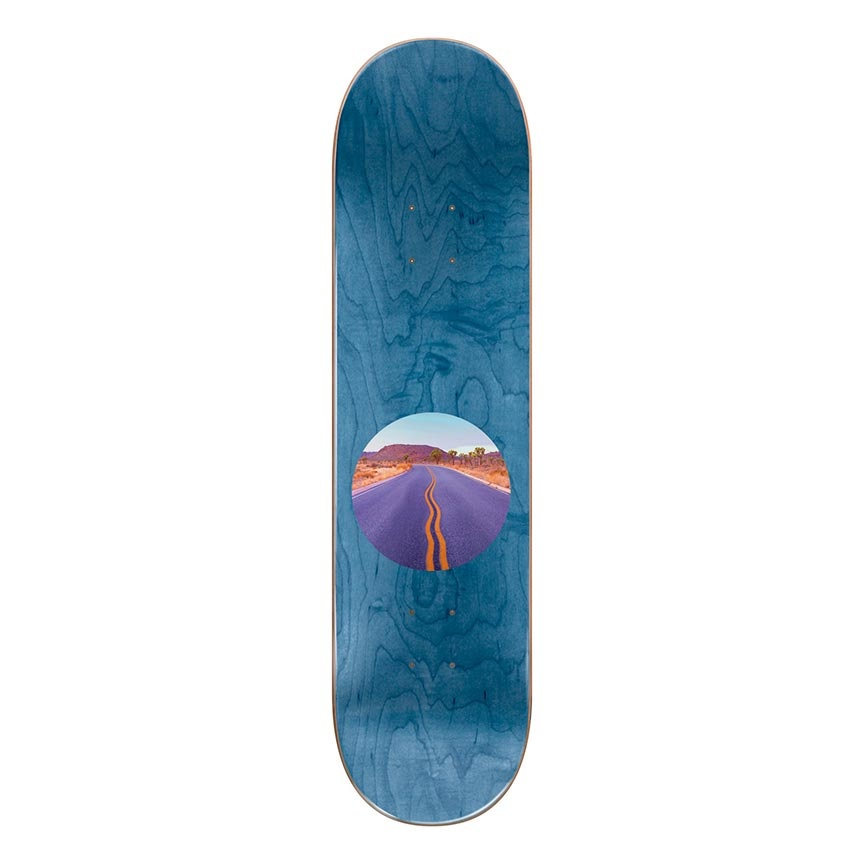 Eastern Skate Supply Almost Yuri Diagonal Deck -8.25 r7
