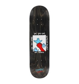 Eastern Skate Supply Krooked Worrest Knockout Power TT deck 8.3 slick