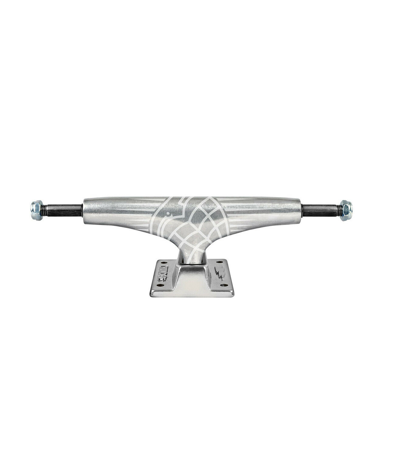 Eastern Skate Supply Thunder Light 145 Trucks, Polished Silver