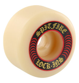 Eastern Skate Supply Spitfire F4 101a Lock-Ins, 52mm, White w/Red