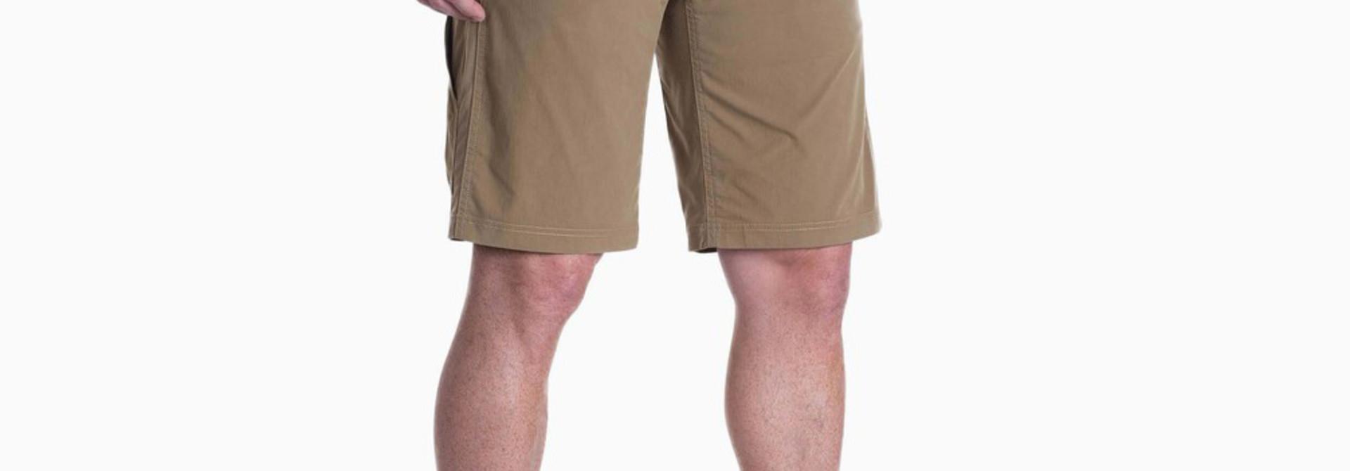 """M's Radikl Short 8"""", Dark Khaki"""