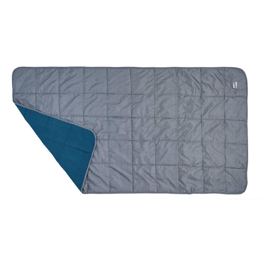 Kelty Bestie Blanket, Chevron/Deep Teal