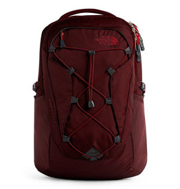 The North Face W's Borealis Pack, Deep Garnet Red/Cardinal Red