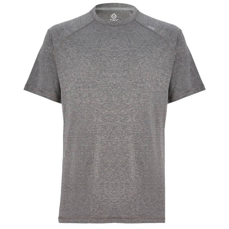 Tasc Performance M's Carrollton T-Shirt, Heather Gray