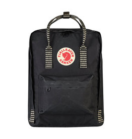 FjallRaven Kanken, 550-901 Black- Striped