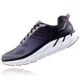 Hoka One One M's Clifton 6, Gull/Obsidian