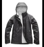 The North Face W's Venture 2 Jacket, TNF Dark Grey Heather/Asphalt Grey