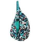 Kavu Mini Rope Bag, New Blossom