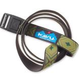 Kavu Burly Belt, Olive