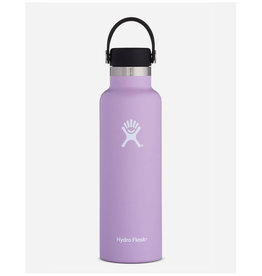 Hydro Flask 24 oz Standard Mouth with Flex Cap, Lilac