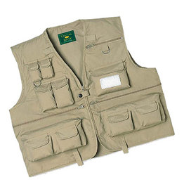 Liberty Mountain Fishing Utility Vest, Tan