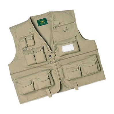 Liberty Mountain Fishing Utility Vest, Tan