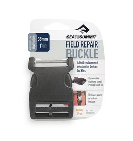 "Sea to Summit Field Repair Buckle, 38mm / 1 1/2"" Side Release 1 Pin"