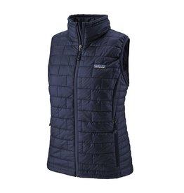 Patagonia W's Nano Puff Vest, Classic Navy