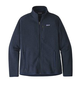 Patagonia M's Better Sweater Jacket, New Navy