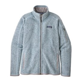 Patagonia W's Better Sweater Jacket, Hawthorne Blue