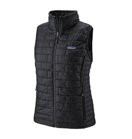 Patagonia W's Nano Puff Vest, Black