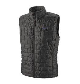 Patagonia M's Nano Puff Vest, Forge Grey