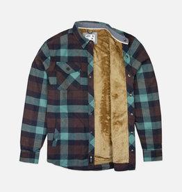 Sherpa Lined Jacket, Mint