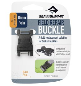 "Sea to Summit Field Repair Buckle 15mm / 5/8"" Side Release 2 Pin"