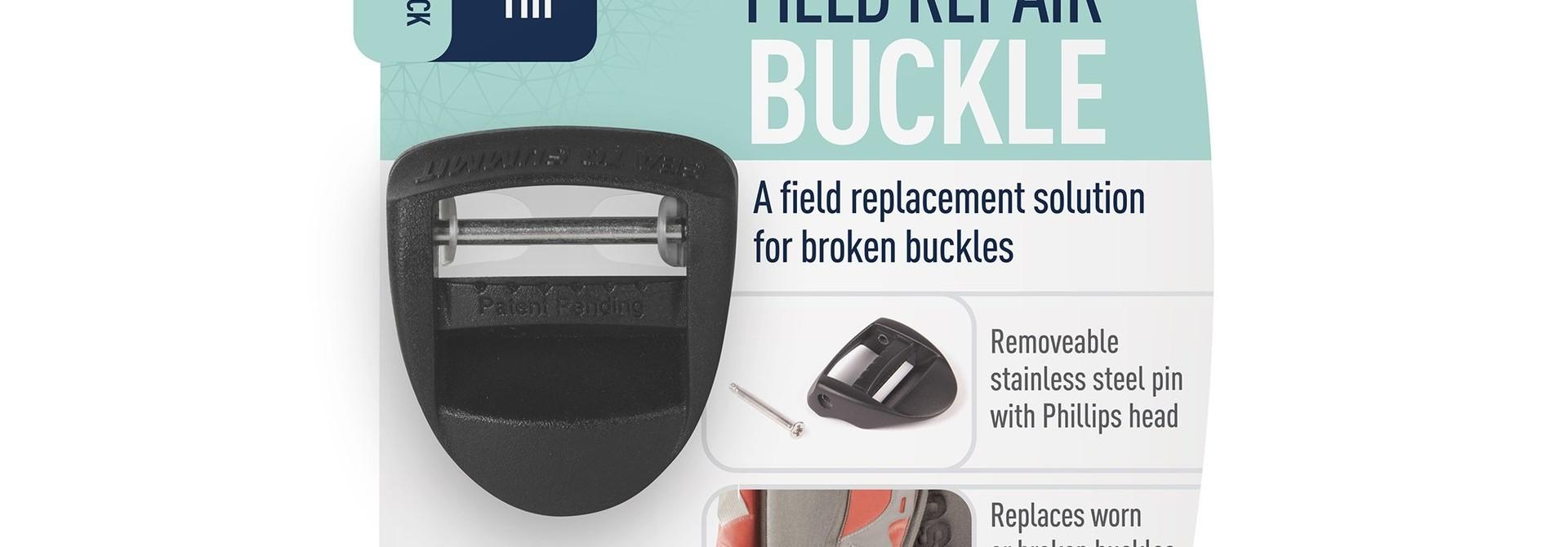 "Field Repair Buckle 25mm / 1"" Ladderlock 1 Pin"