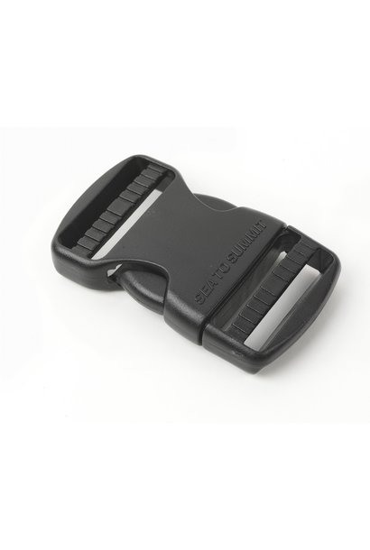 "Field Repair Buckle 38mm / 1 1/2"" Side Release, 2 Ladderlock"