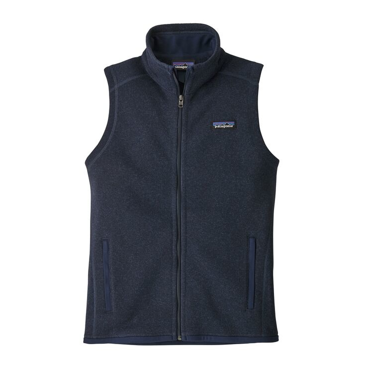 Patagonia W's Better Sweater Vest, New Navy