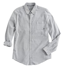 Free Fly M's Sullivan's Button Down, Chambray Blue Dusk