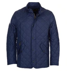 Barbour M's Flyweight Chelsea Quilt Jacket, Navy
