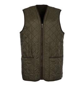 M's PolarQuilt Waistcoat/Zip-In Liner, Olive