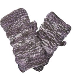 Sherpa Adventure Gear Rimjhim Handwarmers Basket Weave, Angur Purple