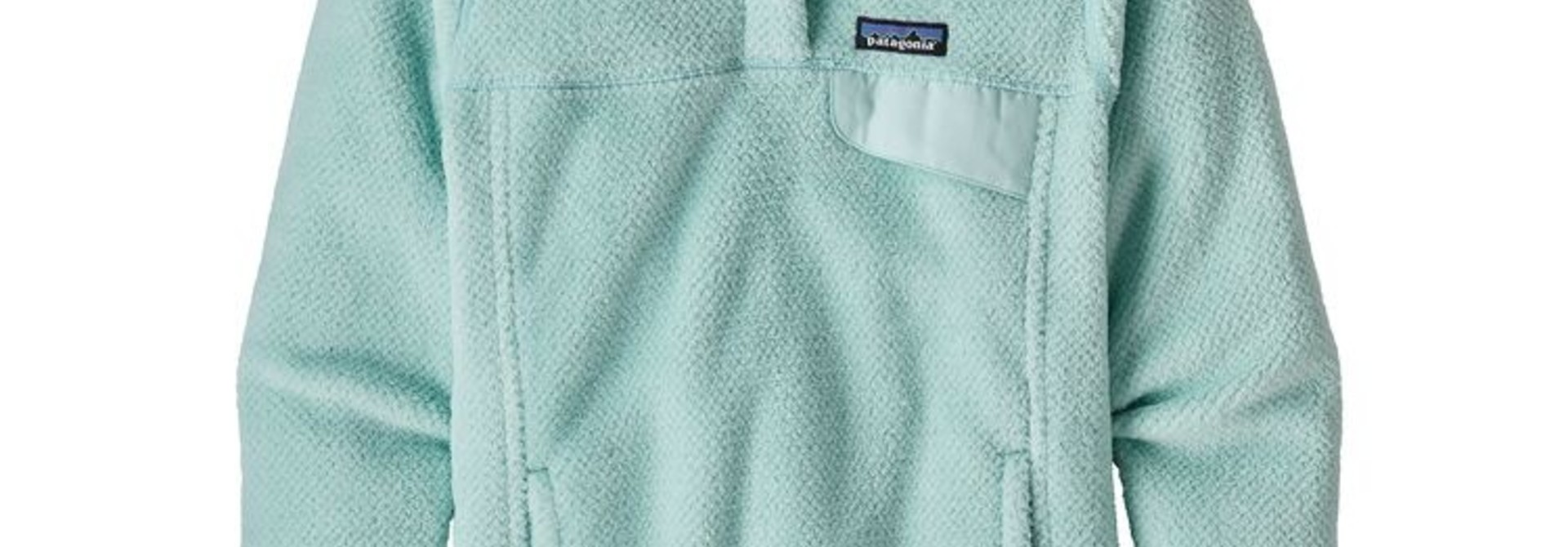 W's Re-Tool Snap-T Pullover, Atoll Blue- Atoll Blue X-Dye
