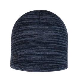 BUFF Lightweight Merino Wool Hat, Grey Multi