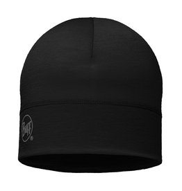 BUFF Lightweight Merino Wool Hat, Black