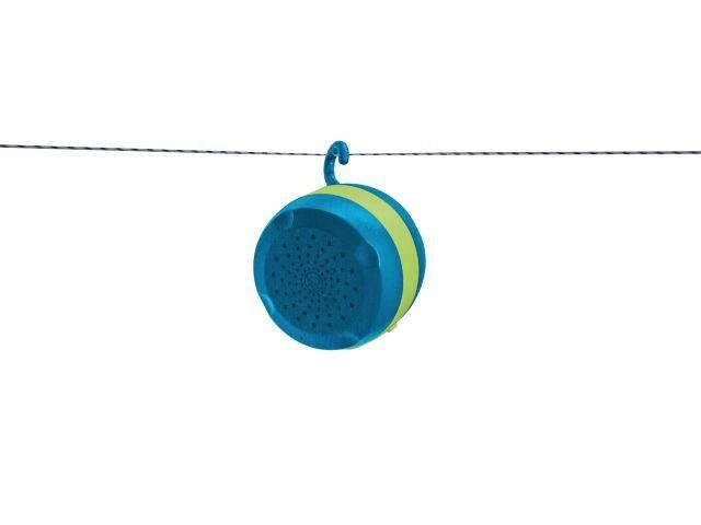 ENO ECHO-Bluetooth Speaker, Teal/Neon