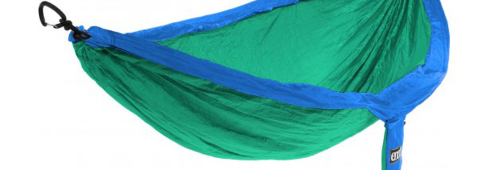 DoubleNest Hammock, Royal/Emerald
