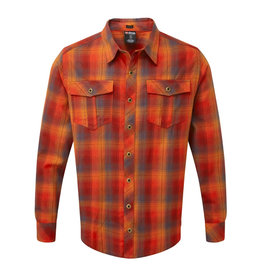 Sherpa Adventure Gear M's Indra Shirt, Potala Red