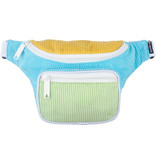 Eastern Skate Supply Bumbag Deluxe, Groove Pastel Tone