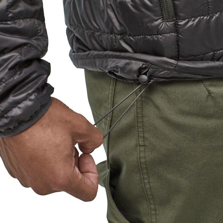 Patagonia M's Nano Puff Jacket, Carbon w/Carbon